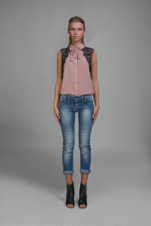 camicia, jeans