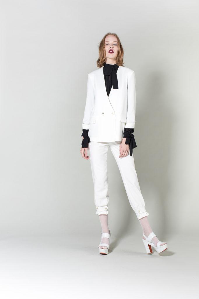 giacca, pantalone, camicia H2O