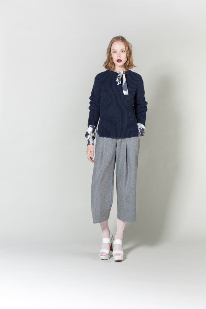 pantalone, maglione, safira H2O