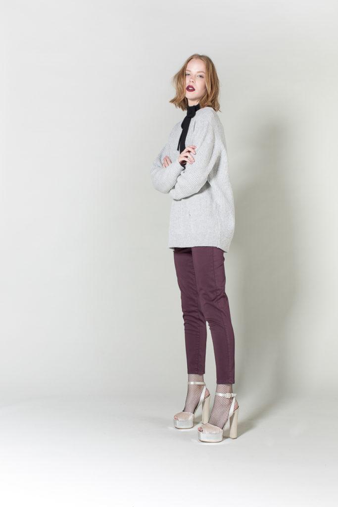 pantalone, maglione, camicia H2O