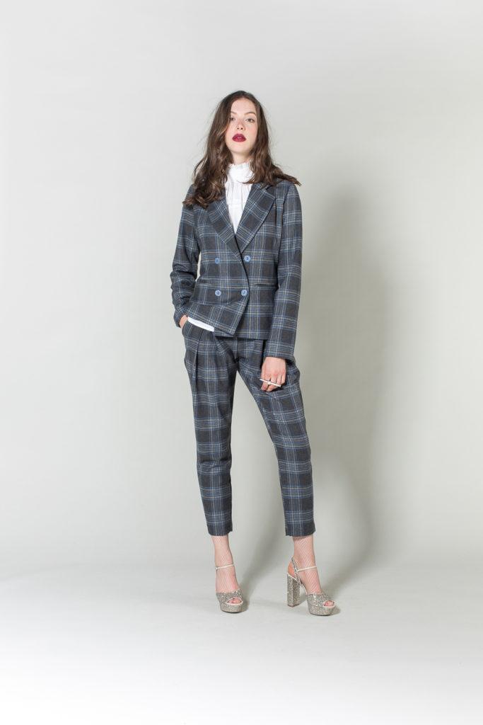 pantalone, camicia, giacca H2O