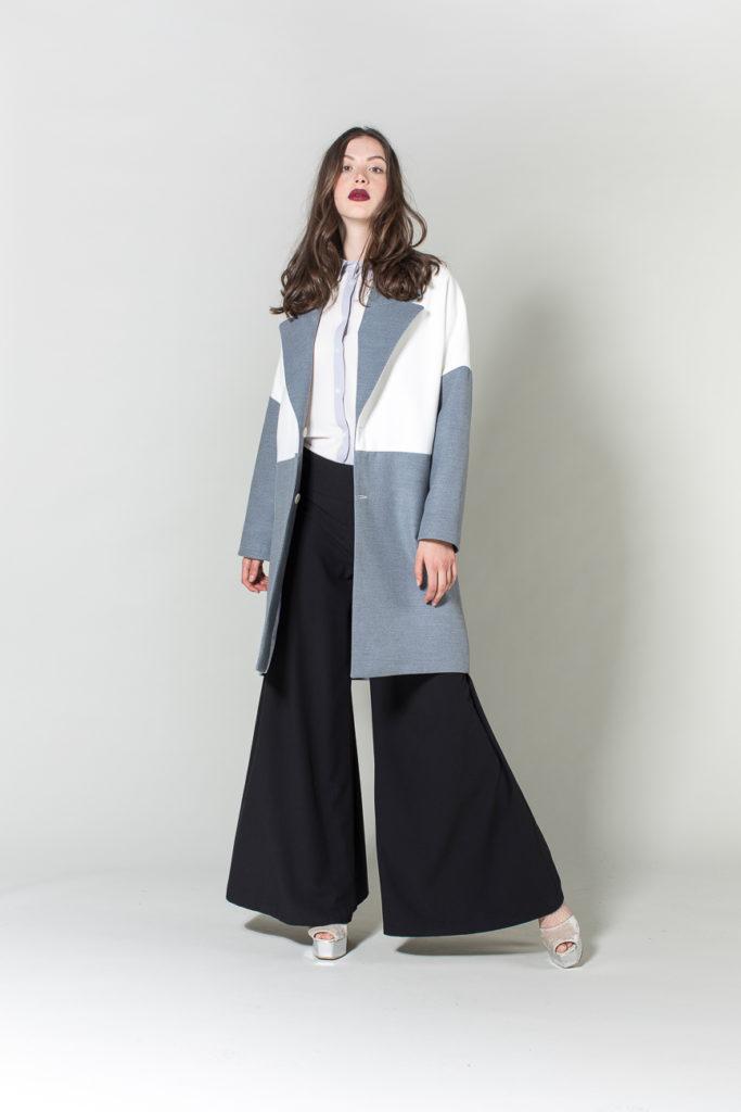 cappotto, pantalone, camicia H2O
