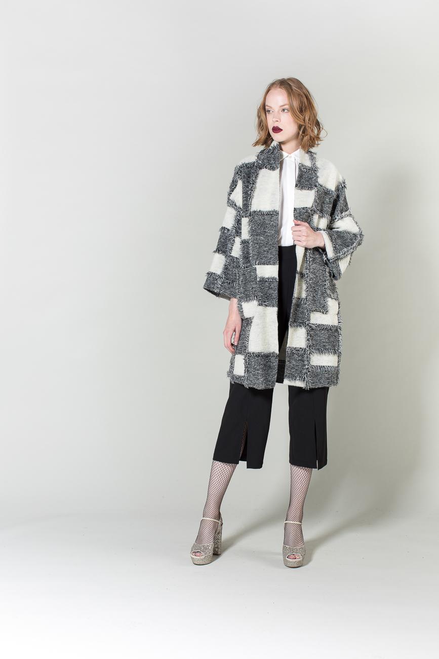 cappotto, camicia, pantalone H2O