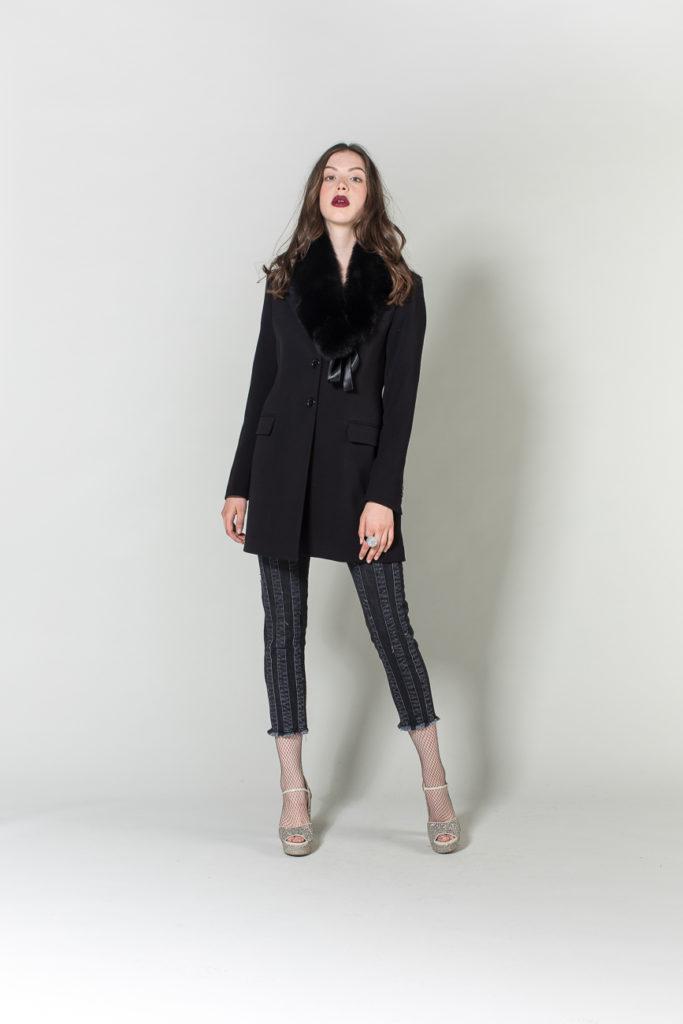 cappotto, jeans H2O