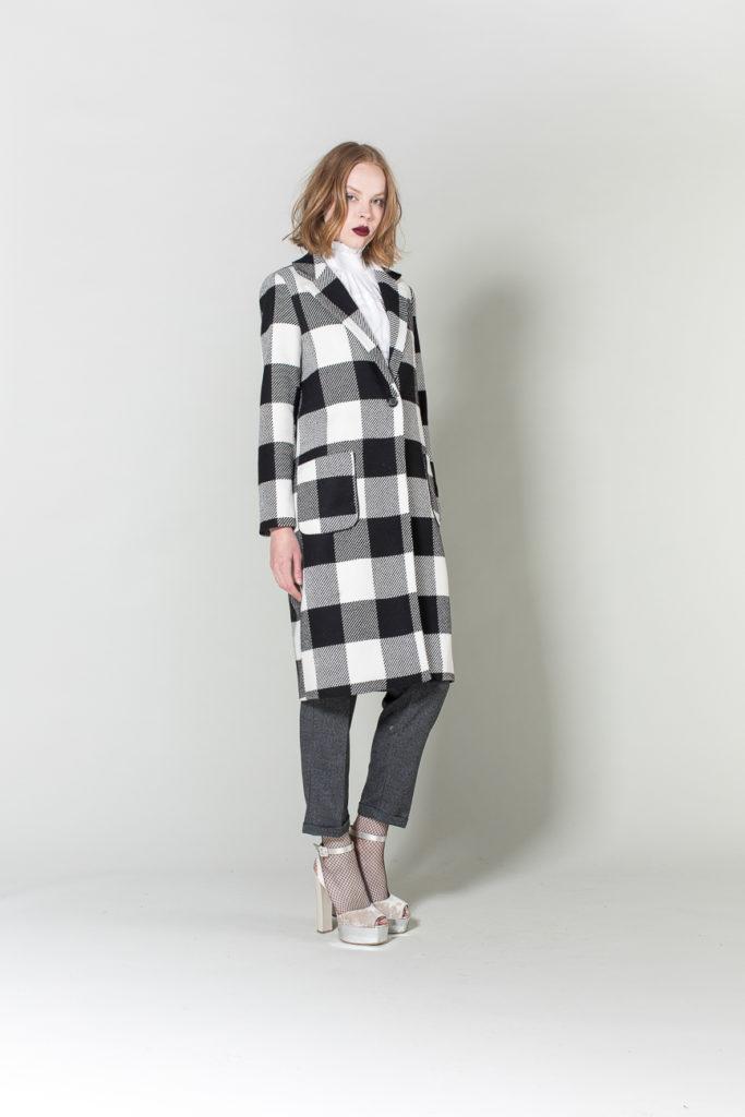pantalone, cappotto, camicia H2O