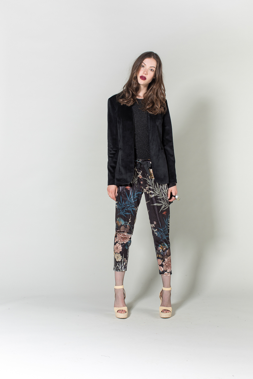 body, pantalone, giacca H2O