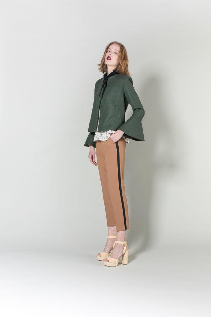 pantalone, cappetta, camicia H2O