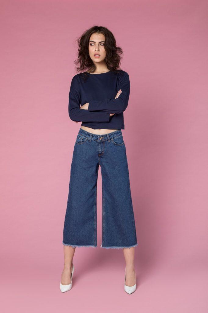 jeans, t-shirt H2O