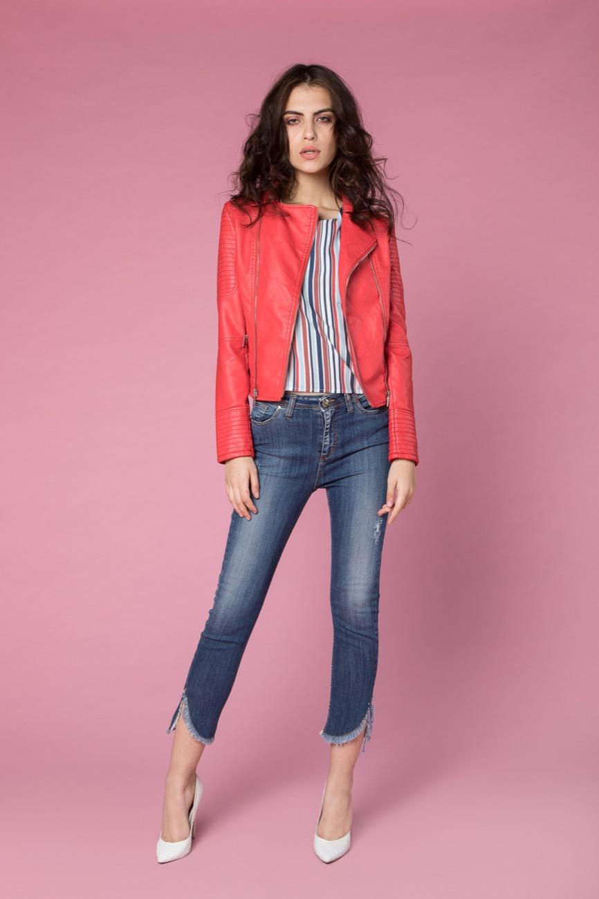 camicia, giacca, jeans H2O