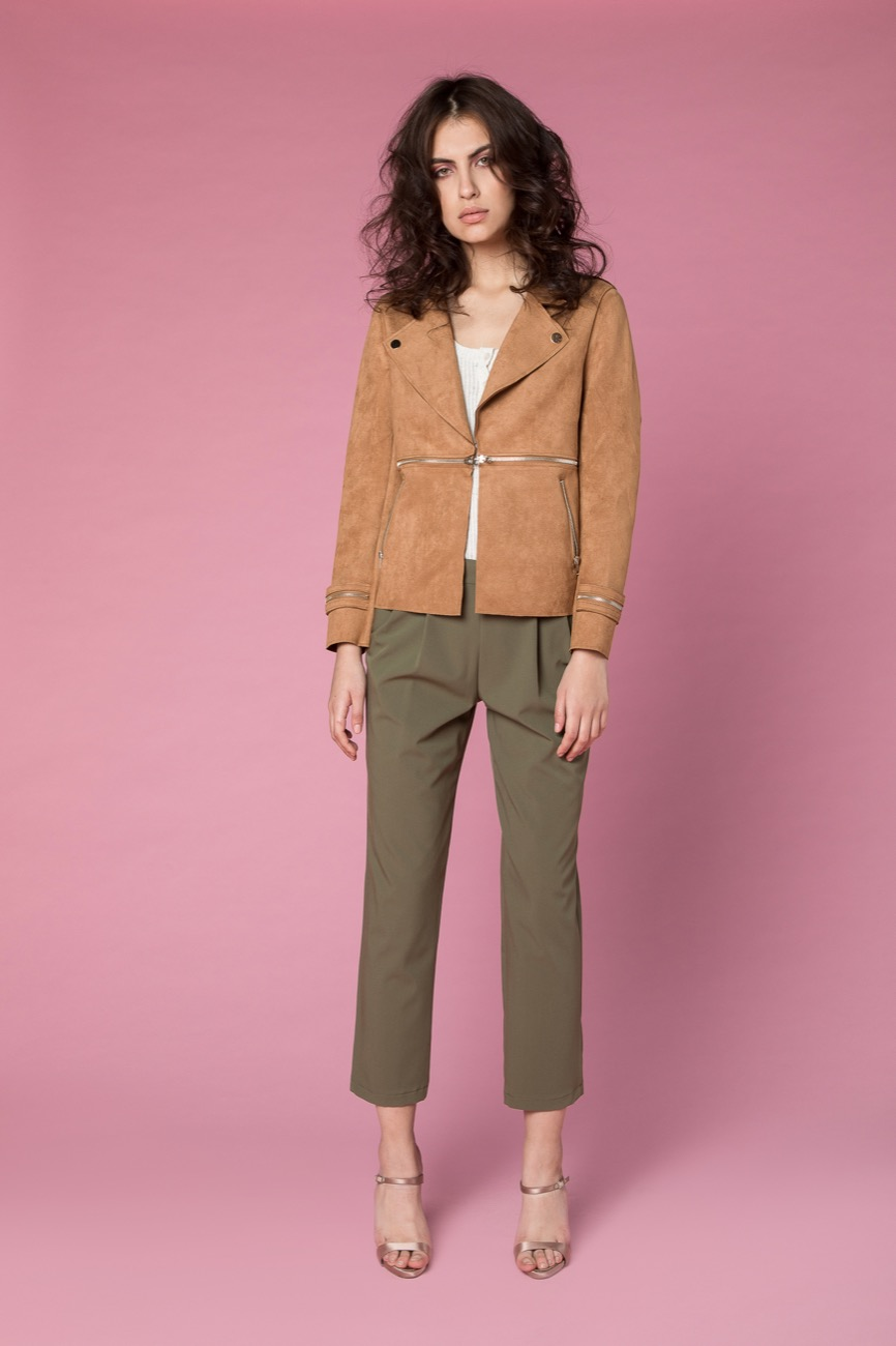 giacca, t-shirt, pantalone H2O