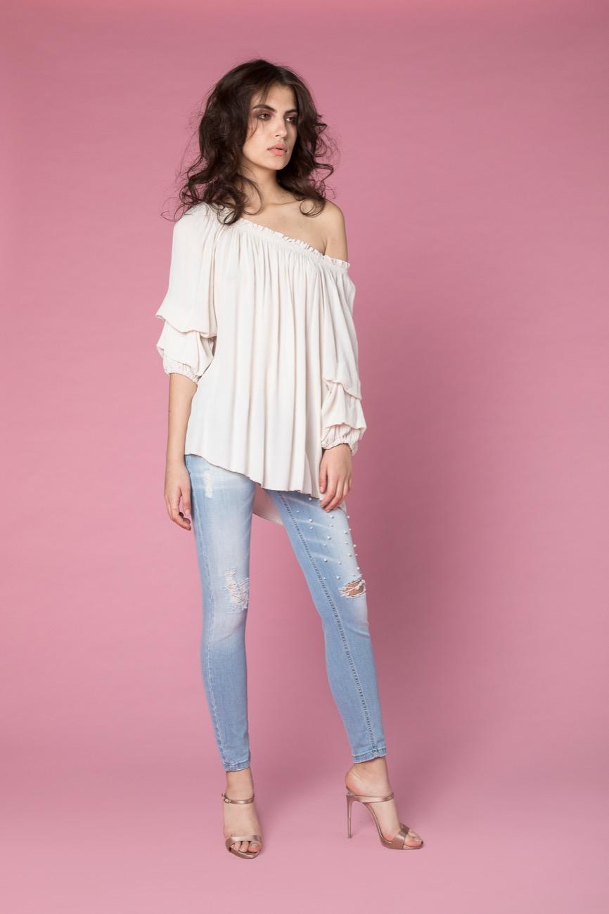 camicia, jeans H2O