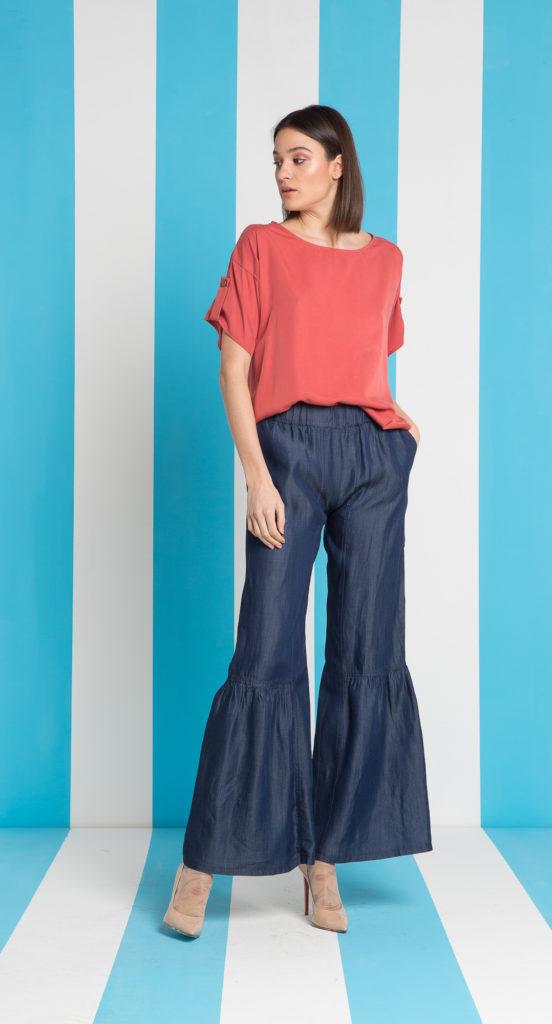 Pantalone Lungo e Camicia