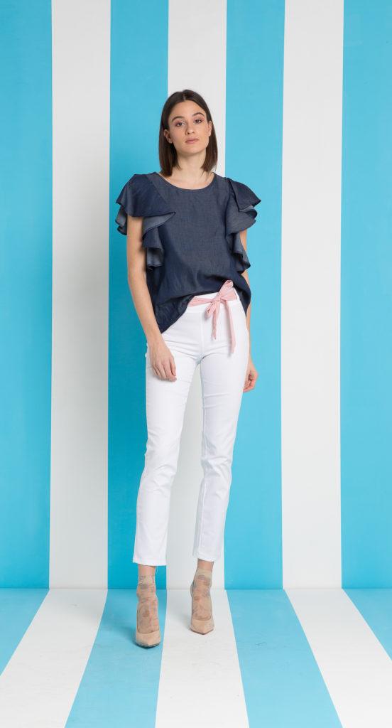 Camicia e pantalone lungo